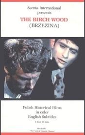 poster Brzezina - The Birch Wood ( 1970)