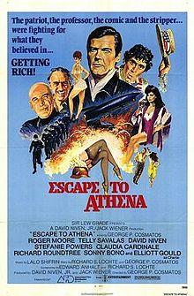 poster Escape To Athena (1979)