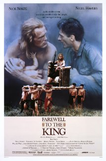 poster Farewell To The King (1989)
