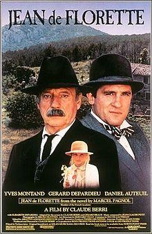 poster Jean de Florette (1986)