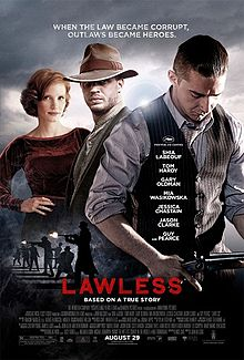 poster Lawless (2012)
