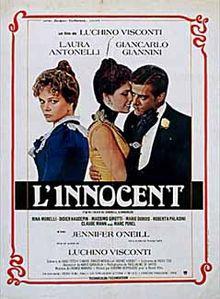 poster L'innocente (1976)