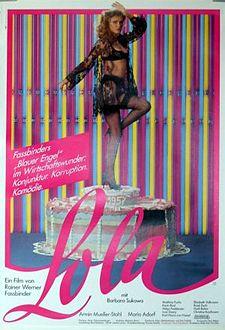 poster Lola (1981)