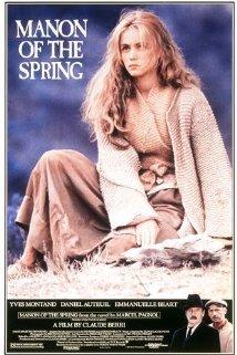 poster Manon des sources (1986)