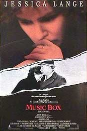 poster Music Box (1989)
