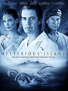 poster Mysterious Island (2005)