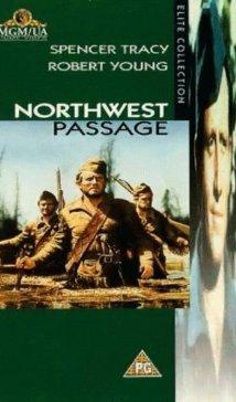 poster Northwest Passage (1940)