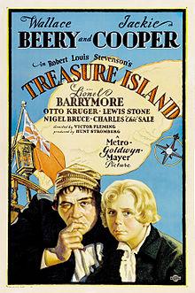 poster Treasure Island (1934)