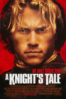 poster A Knight's Tale (2001)