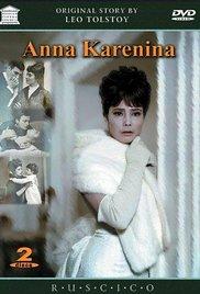 poster Anna Karenina (1967)