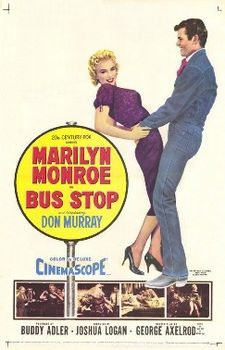 poster Bus Stop (1956)