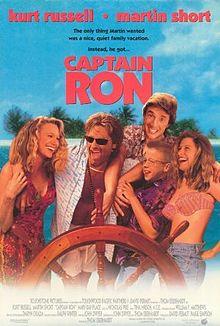 poster Captain Ron (1992)