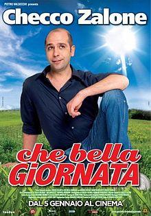 poster Che Bella Giornata (2011)