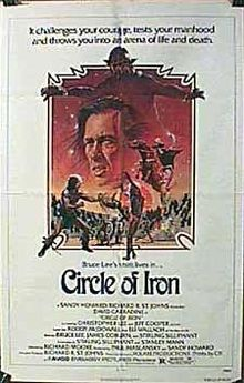 poster Circle of Iron (1978)