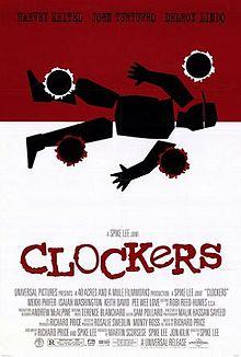 poster Clockers (1995)