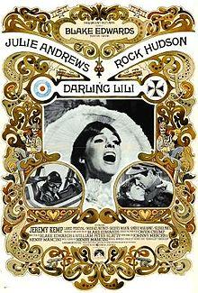 poster Darling Lili (1970)