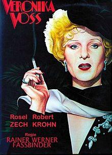 poster Die Sehnsucht Der Veronika Voss (1982)