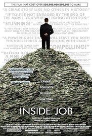 poster Inside Job (2010)