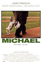 poster Michael (1996)