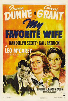 poster My Favorite Wife (1940)