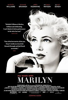 poster My Week with Marilyn (2011)