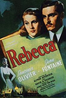 poster Rebecca (1940)
