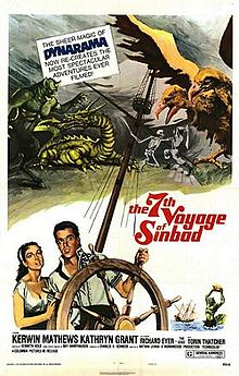 poster The 7th Voyage Of Sinbad (1958)