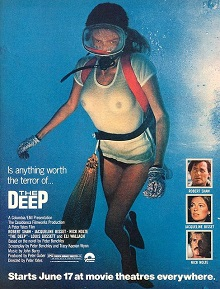 poster The Deep (1977)