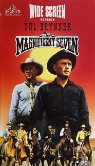poster The Magnificent Seven (1960)