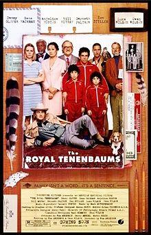 poster The Royal Tenenbaums (2001)
