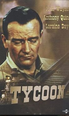 poster Tycoon (1947)
