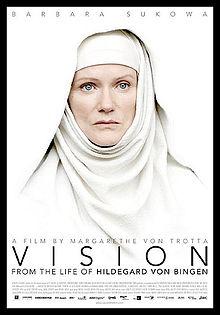 poster Vision - Aus dem Leben der Hildegard von Bingen