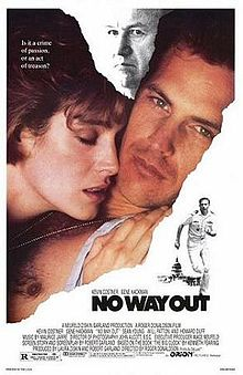 poster No Way Out (1987)