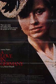 poster A Love in Germany (Eine Liebe in Deutschland) (1983)
