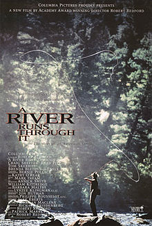 poster A River Runs Through It (1992)
