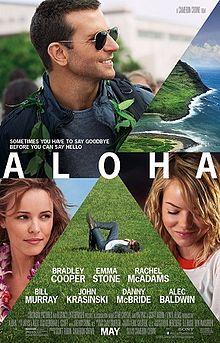 poster Aloha (2015)