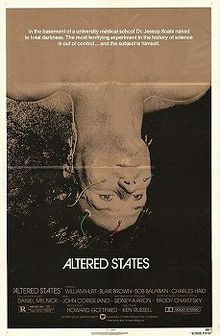poster Altered States (1980)