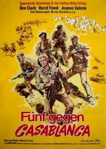 poster Attentato ai tre grandi - Desert Commandos (1967)