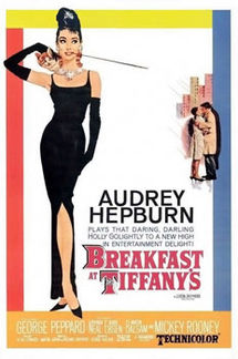 poster Breakfast At Tiffany's (1961)