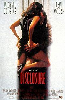 poster Disclosure (1994)