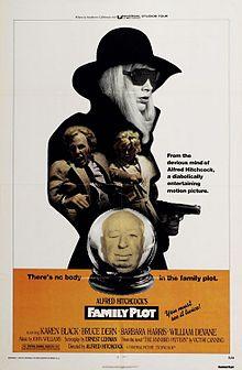 poster Family Plot (1976)