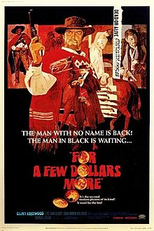 poster For A Few Dollars More (1965)