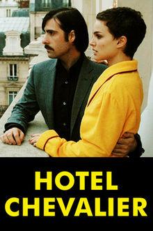 poster Hotel Chevalier (2007)
