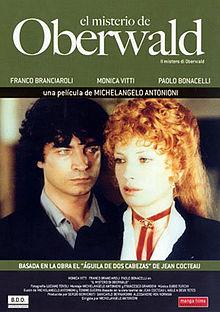 poster Il Mistero Di Oberwald (1980)