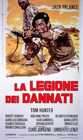 poster La Legione Dei Dannati Aka Battle Of The Commandos (1969)