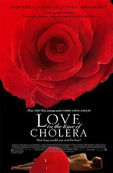 poster Love In The Time Of Cholera (2007)