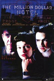 poster Million Dollar Hotel (2000)