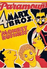 poster Monkey Business (1931)