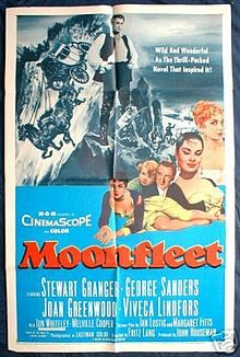poster Moonfleet (1955)