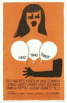 poster One Two Three (1961)